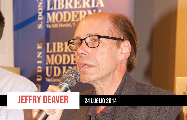 Jeffery Deaver – Un thriller all'incontrario