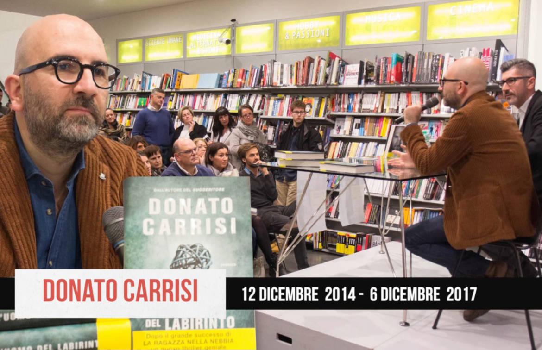 Donato Carrisi: il maestro del thriller italiano