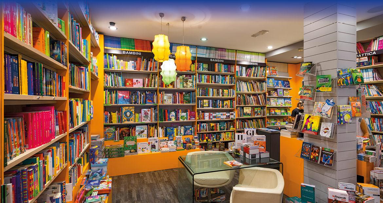 Libreria Moderna Udinese - Sala Bambini