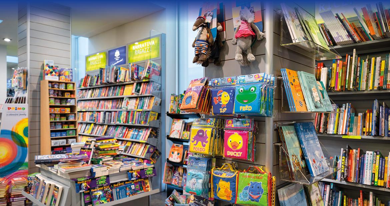 Libreria Moderna San Donà - Scorcio repato bambini