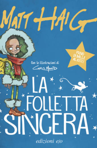 "Copertina ""La folletta sincera"" - Matt Haig"