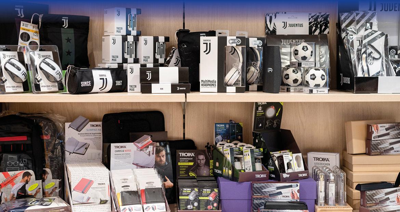 Libreria Manzoni - Articoli regalo - Juventus
