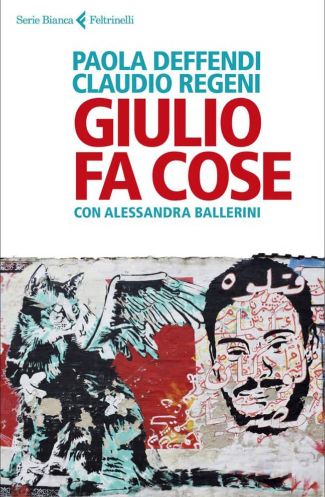 Paola Deffendi, Claudio Regeni – Giulio fa cose (Feltrinelli)