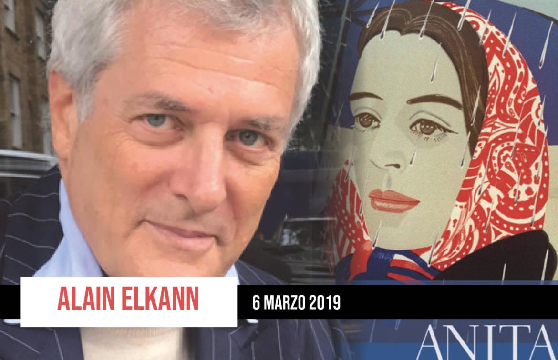 Alain Elkann: prima e dopo un amore al crepuscolo