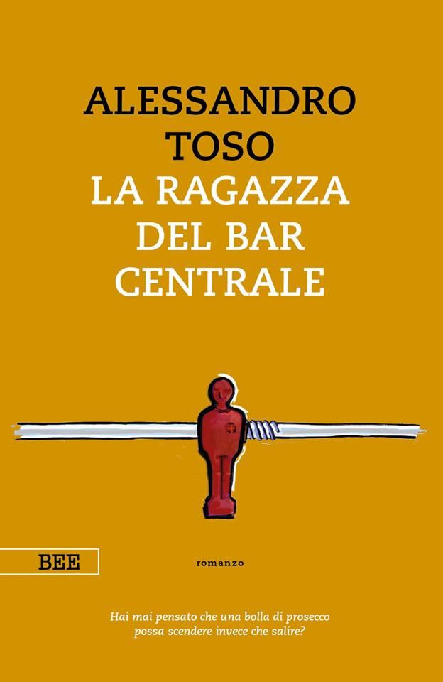 La ragazza del bar centrale presente nelle Librerie di Udine e San Donà