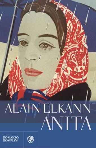 Copertina di Anita - Alain Elkann
