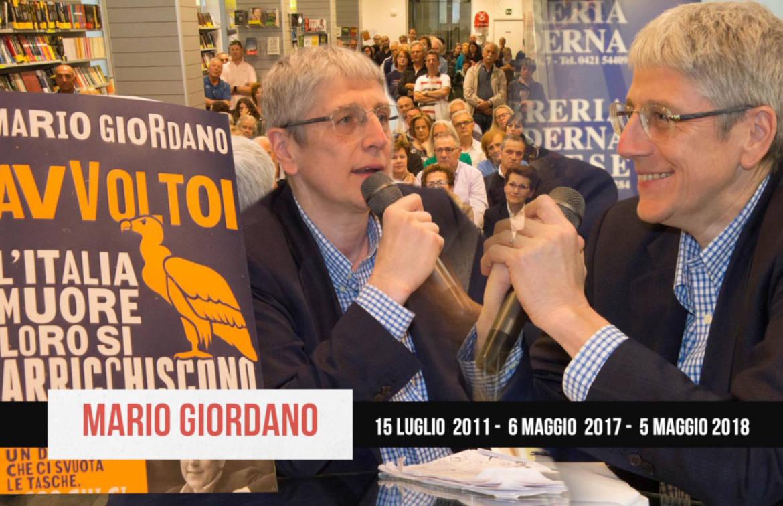 Una nuova inchiesta di Mario Giordano per dare voce ai cittadini delusi