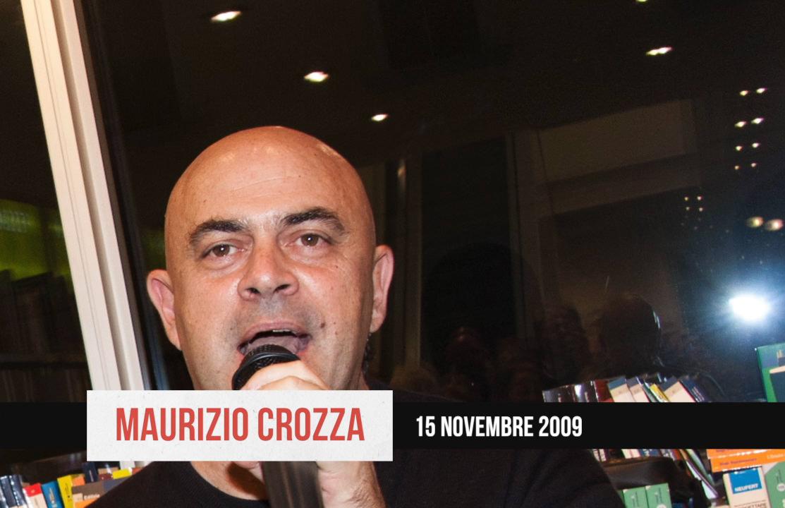 Maurizio Crozza racconta tre anni di incontri quasi ravvicinati