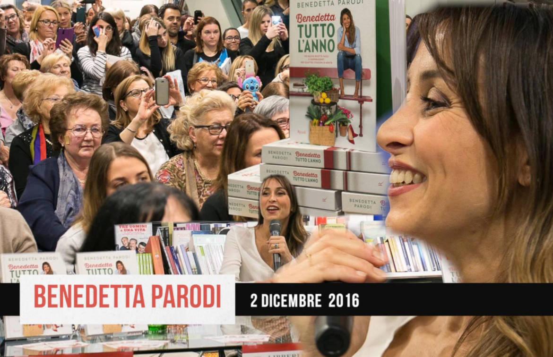 Benedetta Parodi: una fantasista in cucina