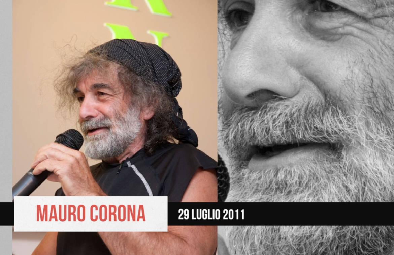 Mauro Corona: il cantore della montagna