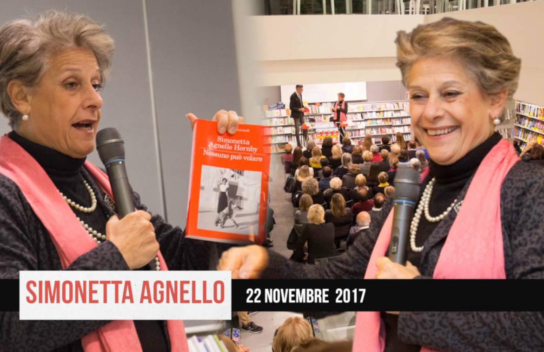 Da Londra all'Italia: in viaggio con Simonetta Agnello Hornby
