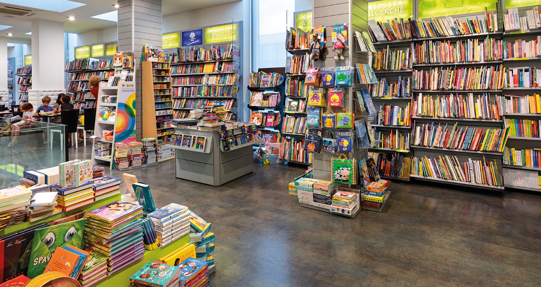 Libreria Moderna San Donà di Piave - Area bambini