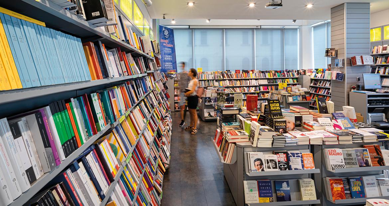Libreria Moderna San Donà - Area Interna
