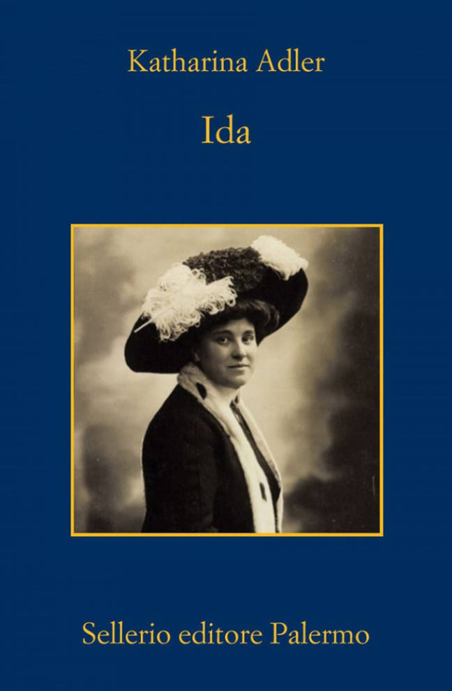 "Copertina di ""Ida"" - Katharina Adler"