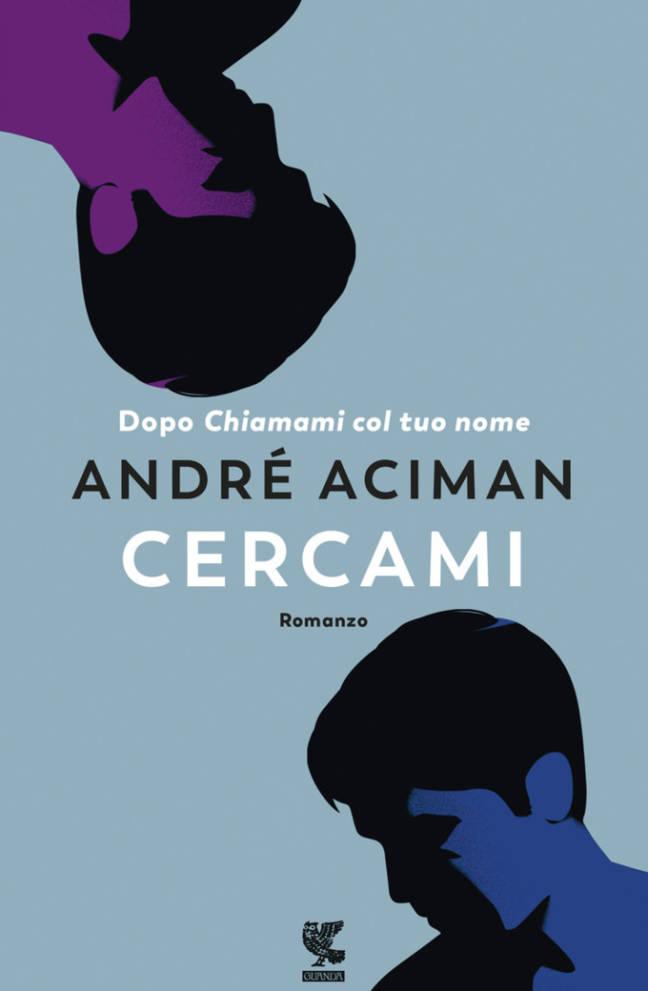 Copertina di Cercami di André Aciman