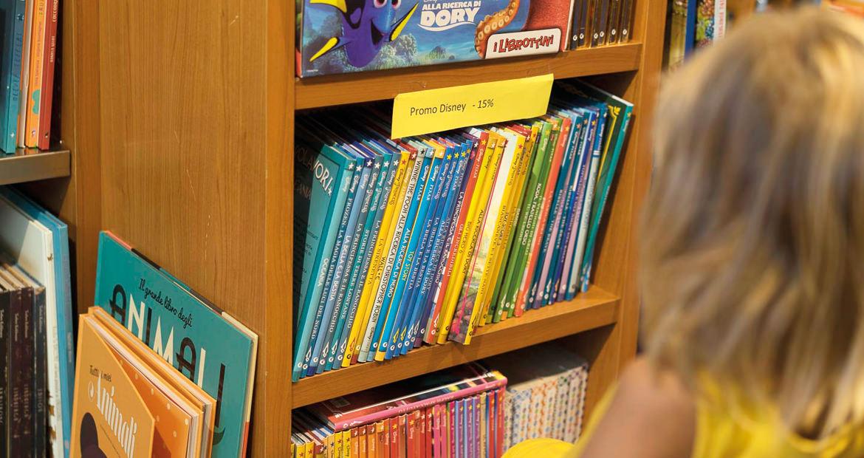 Libreria Moderna Udinese - Zona Bambini