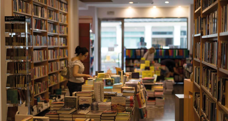 Libreria Manzoni San Donà di Piave - Sala interna