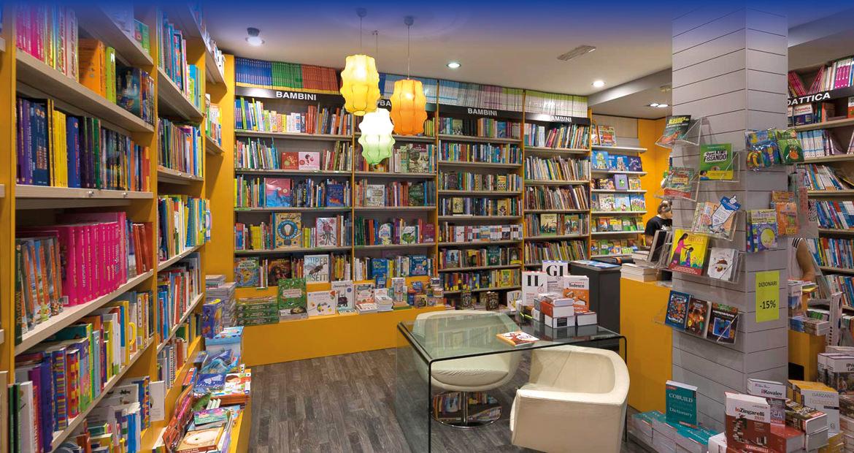 Libreria Manzoni - Reparto Bambini