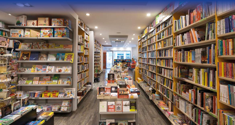 Libreria Manzoni a San Donà di Piave - Interni