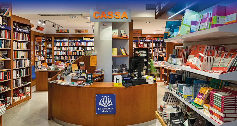 Libreria Moderna Udinese - Primo piano