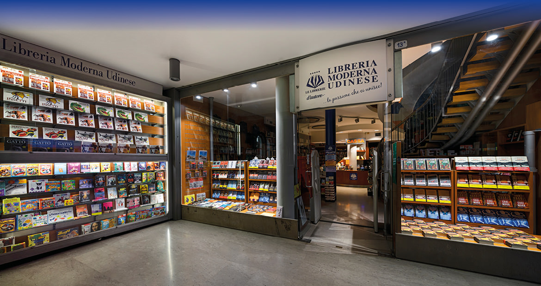 Libreria Moderna Udinese - Ingresso