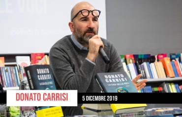 Intervista a Donato Carrisi