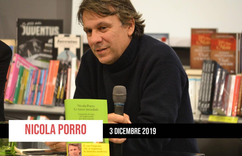 Nicola Porro e le tasse invisibili