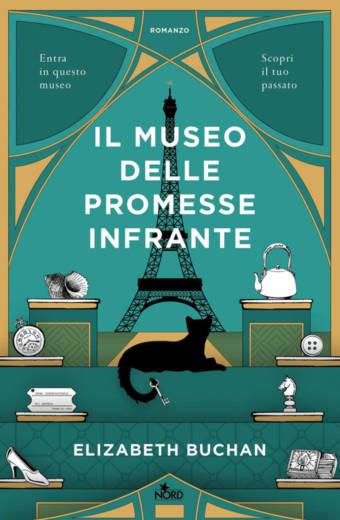 Il museo delle promesse infrante di Elizabeth Buchan alla Libreria Moderna a San Donà di Piave